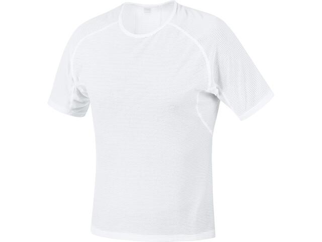 GORE RUNNING WEAR ESSENTIAL BL Shirt Herren white